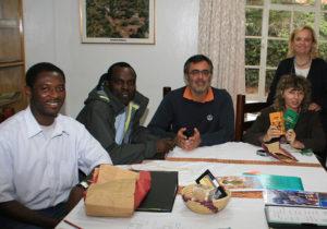 Il-direttivo-AAA-con-una-rappresentanza-CESAR-a-Nairobi