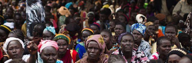 La crisi dei rifugiati in Sud Sudan