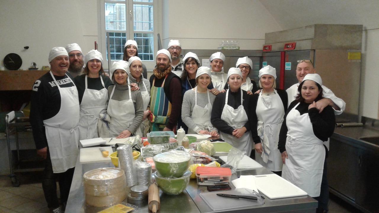 Corso gratuito di cucina fondazione cesar onlus - Corsi cucina regione piemonte ...
